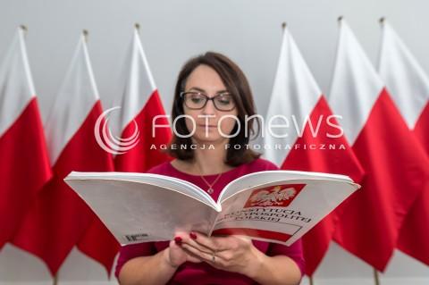 Kamila Gasiuk-Pihowicz - sesja w Warszawie