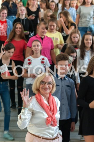 18.09.2018 WARSZAWA<br />KRYSTYNA KRZEKOTOWSKA <br />SESJA