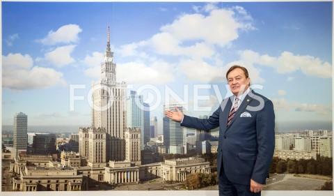 Jan Zbigniew Potocki - sesja w Warszawie