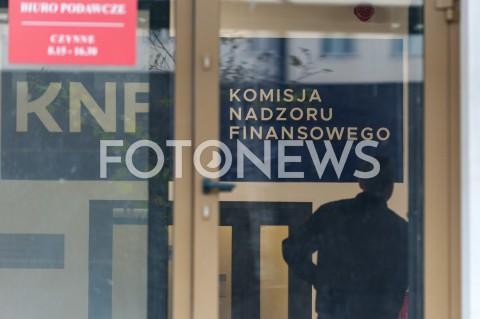 Komisja Nadzoru Finansowego w Warszawie