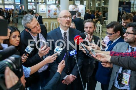 Briefing p.o. Przewodniczącego KNF Marcina Pachuckiego w Jasionce