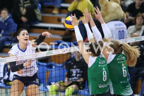 Mecz: Developres Rzeszów - Volley Wrocław
