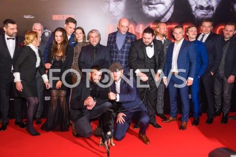 """Premiera filmu """"Underdog"""" w Warszawie"""