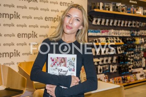 Premiera książki Ewy Chodakowskiej w Warszawie