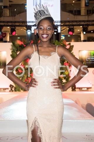 10.02.2019 WARSZAWA<br />FINAL WYBOROW MISS EGZOTICA 2019<br />N/Z MISS EGZOTICA 2018 RUMBI PARICHI Z ZIMBABWE<br />