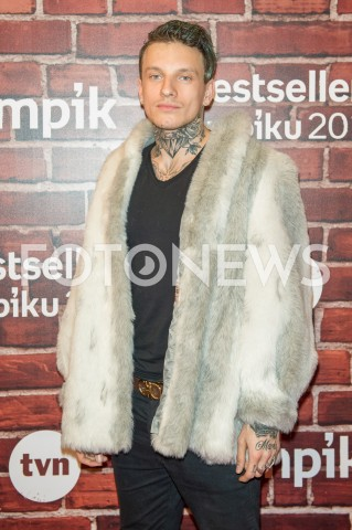 AGENCJA FOTONEWS - 13.02.2019 WARSZAWA BESTSELLERY EMPIKUN/Z NORBERT SMOLINSKIFOT MAREK KONRAD / FOTONEWS