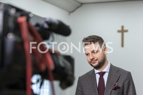 Konferencja Komisji ds. reprywatyzacji w Warszawie