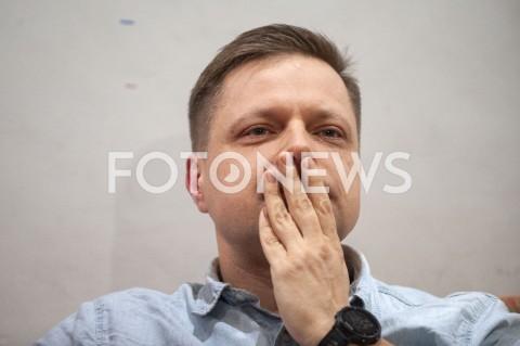 AGENCJA FOTONEWS - 29.03.2019 WARSZAWASPOTKANIE Z AUTORAMI FILMU TYLKO NIE MOW NIKOMUN/Z MAREK SEKIELSKIFOT GRZEGORZ KRZYZEWSKI / FOTONEWS