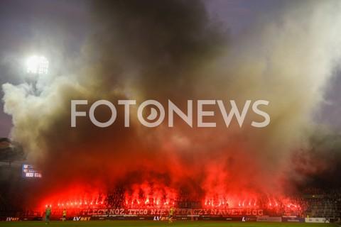 AGENCJA FOTONEWS - 30.03.19 GDYNIAPILKA NOZNA - LOTTO EKSTRAKLASA SEZON 2018/2019MECZ ARKA GDYNIA - SLASK WROCLAWN/Z KIBICE RACE OPRAWA PIROTECHNIKAFOT MATEUSZ SLODKOWSKI / FOTONEWS