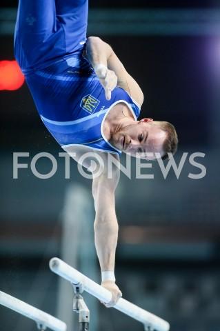 AGENCJA FOTONEWS - 10.04.2019 SZCZECIN8. MISTRZOSTWA EUROPY W GIMNASTYCE SPORTOWEJ KOBIET I MEZCZYZNDZIEN 1 - KWALIFIKACJE MEZCZYZN8th European Championships in Artistic GymnasticsDay 1 - Men QualificationsN/Z OLEG VERNIAIEVFOT MATEUSZ SLODKOWSKI / FOTONEWS