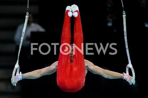 AGENCJA FOTONEWS - 10.04.2019 SZCZECIN8. MISTRZOSTWA EUROPY W GIMNASTYCE SPORTOWEJ KOBIET I MEZCZYZNDZIEN 1 - KWALIFIKACJE MEZCZYZN8th European Championships in Artistic GymnasticsDay 1 - Men QualificationsN/Z JOE FRASERFOT MATEUSZ SLODKOWSKI / FOTONEWS