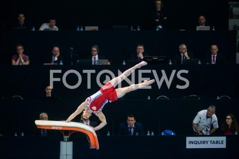 AGENCJA FOTONEWS - 10.04.2019 SZCZECIN8. MISTRZOSTWA EUROPY W GIMNASTYCE SPORTOWEJ KOBIET I MEZCZYZNDZIEN 1 - KWALIFIKACJE MEZCZYZN8th European Championships in Artistic GymnasticsDay 1 - Men QualificationsN/Z DMITRII LANKINFOT MATEUSZ SLODKOWSKI / FOTONEWS