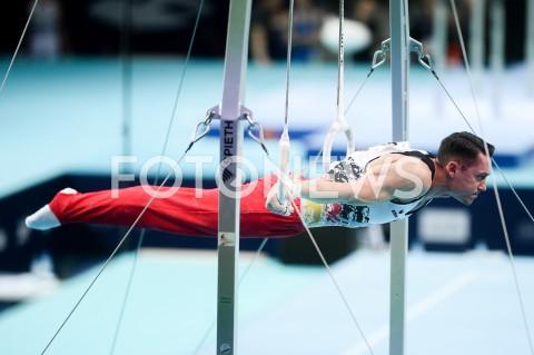 AGENCJA FOTONEWS - 10.04.2019 SZCZECIN8. MISTRZOSTWA EUROPY W GIMNASTYCE SPORTOWEJ KOBIET I MEZCZYZNDZIEN 1 - KWALIFIKACJE MEZCZYZN8th European Championships in Artistic GymnasticsDay 1 - Men QualificationsN/Z ANDREAS TOBAFOT MATEUSZ SLODKOWSKI / FOTONEWS