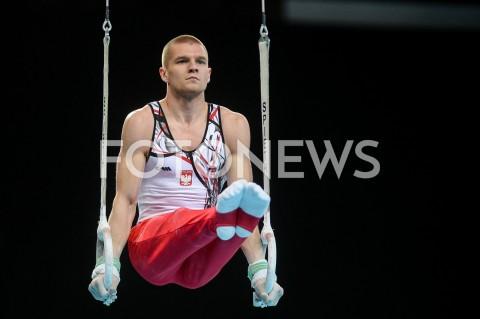 AGENCJA FOTONEWS - 10.04.2019 SZCZECIN8. MISTRZOSTWA EUROPY W GIMNASTYCE SPORTOWEJ KOBIET I MEZCZYZNDZIEN 1 - KWALIFIKACJE MEZCZYZN8th European Championships in Artistic GymnasticsDay 1 - Men QualificationsN/Z FILIP SASNALFOT MATEUSZ SLODKOWSKI / FOTONEWS