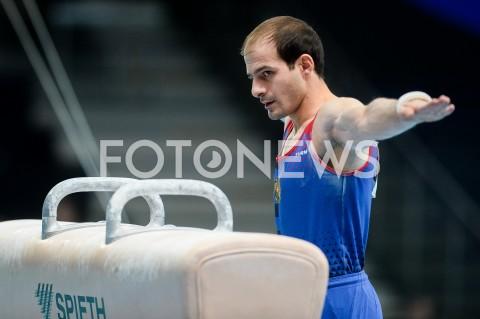 AGENCJA FOTONEWS - 10.04.2019 SZCZECIN8. MISTRZOSTWA EUROPY W GIMNASTYCE SPORTOWEJ KOBIET I MEZCZYZNDZIEN 1 - KWALIFIKACJE MEZCZYZN8th European Championships in Artistic GymnasticsDay 1 - Men QualificationsN/Z HARUTYUN MERDINYANFOT MATEUSZ SLODKOWSKI / FOTONEWS