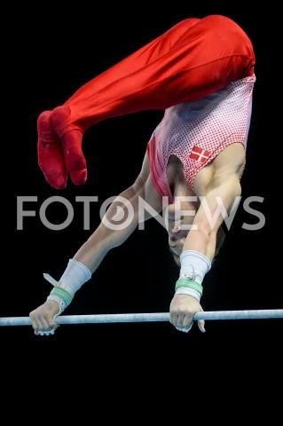 AGENCJA FOTONEWS - 10.04.2019 SZCZECIN8. MISTRZOSTWA EUROPY W GIMNASTYCE SPORTOWEJ KOBIET I MEZCZYZNDZIEN 1 - KWALIFIKACJE MEZCZYZN8th European Championships in Artistic GymnasticsDay 1 - Men QualificationsN/Z JACOB BUUSFOT MATEUSZ SLODKOWSKI / FOTONEWS