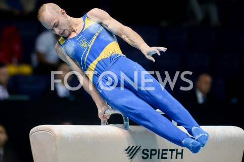 AGENCJA FOTONEWS - 10.04.2019 SZCZECIN8. MISTRZOSTWA EUROPY W GIMNASTYCE SPORTOWEJ KOBIET I MEZCZYZNDZIEN 1 - KWALIFIKACJE MEZCZYZN8th European Championships in Artistic GymnasticsDay 1 - Men QualificationsN/Z PETRO PAKHNYUKFOT MATEUSZ SLODKOWSKI / FOTONEWS