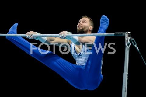 AGENCJA FOTONEWS - 10.04.2019 SZCZECIN8. MISTRZOSTWA EUROPY W GIMNASTYCE SPORTOWEJ KOBIET I MEZCZYZNDZIEN 1 - KWALIFIKACJE MEZCZYZN8th European Championships in Artistic GymnasticsDay 1 - Men QualificationsN/Z ALEXANDER SHATILOVFOT MATEUSZ SLODKOWSKI / FOTONEWS