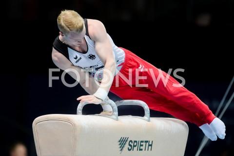 AGENCJA FOTONEWS - 10.04.2019 SZCZECIN8. MISTRZOSTWA EUROPY W GIMNASTYCE SPORTOWEJ KOBIET I MEZCZYZNDZIEN 1 - KWALIFIKACJE MEZCZYZN8th European Championships in Artistic GymnasticsDay 1 - Men QualificationsN/Z FELIX REMUTAFOT MATEUSZ SLODKOWSKI / FOTONEWS