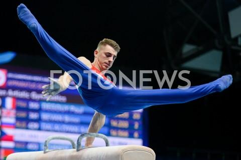 AGENCJA FOTONEWS - 10.04.2019 SZCZECIN8. MISTRZOSTWA EUROPY W GIMNASTYCE SPORTOWEJ KOBIET I MEZCZYZNDZIEN 1 - KWALIFIKACJE MEZCZYZN8th European Championships in Artistic GymnasticsDay 1 - Men QualificationsN/Z MAX WHITLOCKFOT MATEUSZ SLODKOWSKI / FOTONEWS