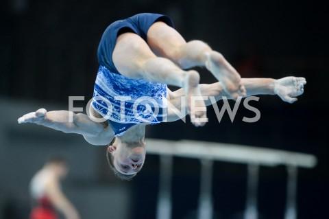 AGENCJA FOTONEWS - 10.04.2019 SZCZECIN8. MISTRZOSTWA EUROPY W GIMNASTYCE SPORTOWEJ KOBIET I MEZCZYZNDZIEN 1 - KWALIFIKACJE MEZCZYZN8th European Championships in Artistic GymnasticsDay 1 - Men QualificationsN/Z OSKAR KIRMESFOT MATEUSZ SLODKOWSKI / FOTONEWS