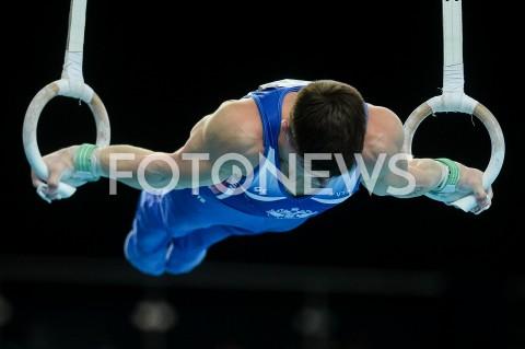 AGENCJA FOTONEWS - 10.04.2019 SZCZECIN8. MISTRZOSTWA EUROPY W GIMNASTYCE SPORTOWEJ KOBIET I MEZCZYZNDZIEN 1 - KWALIFIKACJE MEZCZYZN8th European Championships in Artistic GymnasticsDay 1 - Men QualificationsN/Z NIKITA NAGORNYYFOT MATEUSZ SLODKOWSKI / FOTONEWS