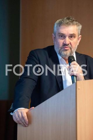 AGENCJA FOTONEWS - 11.04.2019 WARSZAWAKONFERENCJA SEMINARIUM INFORMACYJNE BREXITN/Z JAN KRZYSZTOF ARDANOWSKIFOT GRZEGORZ KRZYZEWSKI / FOTONEWS