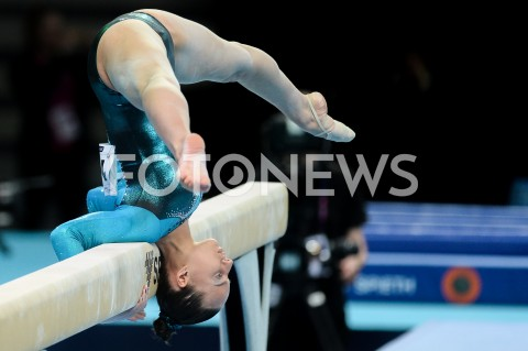 AGENCJA FOTONEWS - 11.04.2019 SZCZECIN8. MISTRZOSTWA EUROPY W GIMNASTYCE SPORTOWEJ KOBIET I MEZCZYZNDZIEN 2 - KWALIFIKACJE KOBIET8th European Championships in Artistic GymnasticsDay 2 - Women QualificationsN/Z ANSASTASIJA DUBOVAFOT MATEUSZ SLODKOWSKI / FOTONEWS