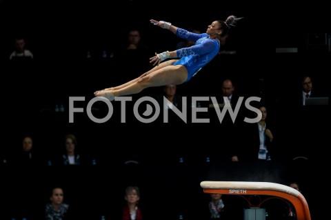 AGENCJA FOTONEWS - 11.04.2019 SZCZECIN8. MISTRZOSTWA EUROPY W GIMNASTYCE SPORTOWEJ KOBIET I MEZCZYZNDZIEN 2 - KWALIFIKACJE KOBIET8th European Championships in Artistic GymnasticsDay 2 - Women QualificationsN/Z ELISSA DOWNIEFOT MATEUSZ SLODKOWSKI / FOTONEWS