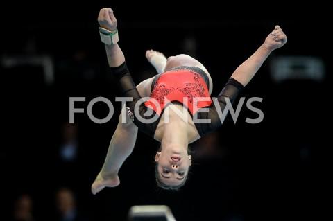 AGENCJA FOTONEWS - 11.04.2019 SZCZECIN8. MISTRZOSTWA EUROPY W GIMNASTYCE SPORTOWEJ KOBIET I MEZCZYZNDZIEN 2 - KWALIFIKACJE KOBIET8th European Championships in Artistic GymnasticsDay 2 - Women QualificationsN/Z ZOJA SZEKELYFOT MATEUSZ SLODKOWSKI / FOTONEWS