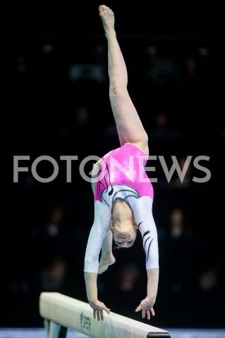 AGENCJA FOTONEWS - 11.04.2019 SZCZECIN8. MISTRZOSTWA EUROPY W GIMNASTYCE SPORTOWEJ KOBIET I MEZCZYZNDZIEN 2 - KWALIFIKACJE KOBIET8th European Championships in Artistic GymnasticsDay 2 - Women QualificationsN/Z TJASA KYSSELEFFOT MATEUSZ SLODKOWSKI / FOTONEWS