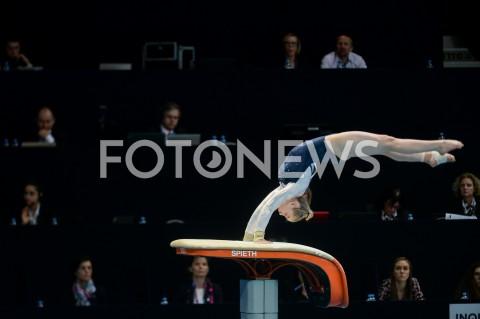 AGENCJA FOTONEWS - 11.04.2019 SZCZECIN8. MISTRZOSTWA EUROPY W GIMNASTYCE SPORTOWEJ KOBIET I MEZCZYZNDZIEN 2 - KWALIFIKACJE KOBIET8th European Championships in Artistic GymnasticsDay 2 - Women QualificationsN/Z EMILIA SIGURJONSDOTTIRFOT MATEUSZ SLODKOWSKI / FOTONEWS