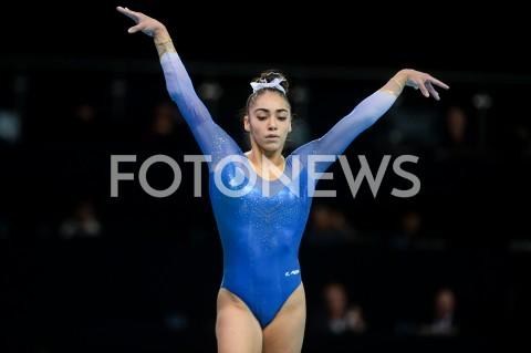 AGENCJA FOTONEWS - 11.04.2019 SZCZECIN8. MISTRZOSTWA EUROPY W GIMNASTYCE SPORTOWEJ KOBIET I MEZCZYZNDZIEN 2 - KWALIFIKACJE KOBIET8th European Championships in Artistic GymnasticsDay 2 - Women QualificationsN/Z IZABELLA TREJOFOT MATEUSZ SLODKOWSKI / FOTONEWS