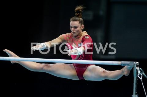 AGENCJA FOTONEWS - 11.04.2019 SZCZECIN8. MISTRZOSTWA EUROPY W GIMNASTYCE SPORTOWEJ KOBIET I MEZCZYZNDZIEN 2 - KWALIFIKACJE KOBIET8th European Championships in Artistic GymnasticsDay 2 - Women QualificationsN/Z PAULINE SCHAEFERFOT MATEUSZ SLODKOWSKI / FOTONEWS