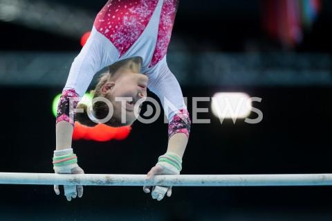 AGENCJA FOTONEWS - 11.04.2019 SZCZECIN8. MISTRZOSTWA EUROPY W GIMNASTYCE SPORTOWEJ KOBIET I MEZCZYZNDZIEN 2 - KWALIFIKACJE KOBIET8th European Championships in Artistic GymnasticsDay 2 - Women QualificationsN/Z ANASTASIYA ALISTRATAVAFOT MATEUSZ SLODKOWSKI / FOTONEWS