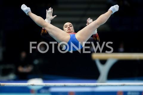 AGENCJA FOTONEWS - 11.04.2019 SZCZECIN8. MISTRZOSTWA EUROPY W GIMNASTYCE SPORTOWEJ KOBIET I MEZCZYZNDZIEN 2 - KWALIFIKACJE KOBIET8th European Championships in Artistic GymnasticsDay 2 - Women QualificationsN/Z ANNY WUFOT MATEUSZ SLODKOWSKI / FOTONEWS