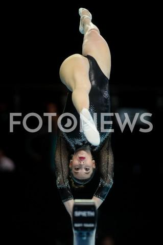 AGENCJA FOTONEWS - 11.04.2019 SZCZECIN8. MISTRZOSTWA EUROPY W GIMNASTYCE SPORTOWEJ KOBIET I MEZCZYZNDZIEN 2 - KWALIFIKACJE KOBIET8th European Championships in Artistic GymnasticsDay 2 - Women QualificationsN/Z IOANNA XOULOGIFOT MATEUSZ SLODKOWSKI / FOTONEWS