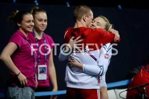 AGENCJA FOTONEWS - 11.04.2019 SZCZECIN8. MISTRZOSTWA EUROPY W GIMNASTYCE SPORTOWEJ KOBIET I MEZCZYZNDZIEN 2 - KWALIFIKACJE KOBIET8th European Championships in Artistic GymnasticsDay 2 - Women QualificationsN/Z GABRIELA JANIK FILIP SASNAL RADOSCFOT MATEUSZ SLODKOWSKI / FOTONEWS