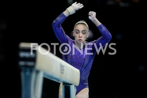 AGENCJA FOTONEWS - 11.04.2019 SZCZECIN8. MISTRZOSTWA EUROPY W GIMNASTYCE SPORTOWEJ KOBIET I MEZCZYZNDZIEN 2 - KWALIFIKACJE KOBIET8th European Championships in Artistic GymnasticsDay 2 - Women QualificationsN/Z GLORIA PHILASSIDESFOT MATEUSZ SLODKOWSKI / FOTONEWS