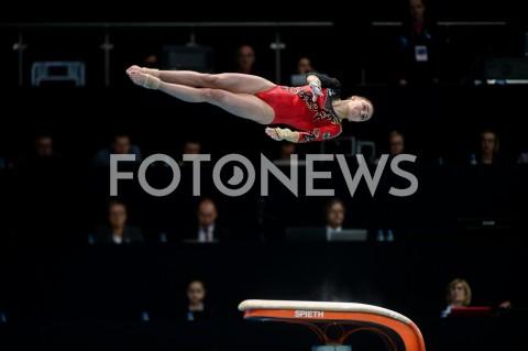 AGENCJA FOTONEWS - 11.04.2019 SZCZECIN8. MISTRZOSTWA EUROPY W GIMNASTYCE SPORTOWEJ KOBIET I MEZCZYZNDZIEN 2 - KWALIFIKACJE KOBIET8th European Championships in Artistic GymnasticsDay 2 - Women QualificationsN/Z LISA ZIMMERMANNFOT MATEUSZ SLODKOWSKI / FOTONEWS