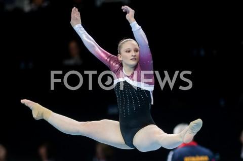 AGENCJA FOTONEWS - 11.04.2019 SZCZECIN8. MISTRZOSTWA EUROPY W GIMNASTYCE SPORTOWEJ KOBIET I MEZCZYZNDZIEN 2 - KWALIFIKACJE KOBIET8th European Championships in Artistic GymnasticsDay 2 - Women QualificationsN/Z VICTORIA GILBERGFOT MATEUSZ SLODKOWSKI / FOTONEWS