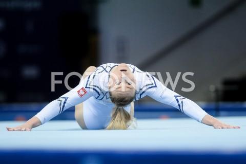 AGENCJA FOTONEWS - 11.04.2019 SZCZECIN8. MISTRZOSTWA EUROPY W GIMNASTYCE SPORTOWEJ KOBIET I MEZCZYZNDZIEN 2 - KWALIFIKACJE KOBIET8th European Championships in Artistic GymnasticsDay 2 - Women QualificationsN/Z GABRIELA JANIKFOT MATEUSZ SLODKOWSKI / FOTONEWS