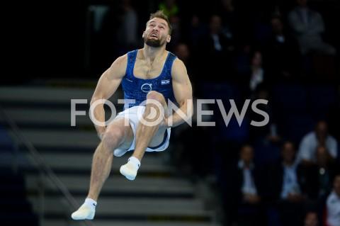 AGENCJA FOTONEWS - 13.04.2019 SZCZECIN8. MISTRZOSTWA EUROPY W GIMNASTYCE SPORTOWEJ KOBIET I MEZCZYZNDZIEN 4 - FINALY NA PRZYRZADACH8th European Championships in Artistic GymnasticsDay 4 - Apparatus FinalsN/Z ALEXANDER SHATILOV (ISR)FOT MATEUSZ SLODKOWSKI / FOTONEWS