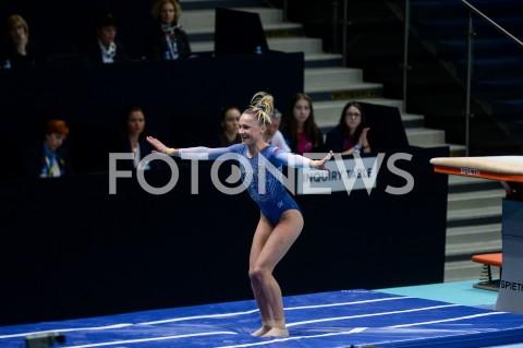 AGENCJA FOTONEWS - 13.04.2019 SZCZECIN8. MISTRZOSTWA EUROPY W GIMNASTYCE SPORTOWEJ KOBIET I MEZCZYZNDZIEN 4 - FINALY NA PRZYRZADACH8th European Championships in Artistic GymnasticsDay 4 - Apparatus FinalsN/Z MARIA PASEKA (RUS)FOT MATEUSZ SLODKOWSKI / FOTONEWS