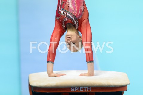 AGENCJA FOTONEWS - 13.04.2019 SZCZECIN8. MISTRZOSTWA EUROPY W GIMNASTYCE SPORTOWEJ KOBIET I MEZCZYZNDZIEN 4 - FINALY NA PRZYRZADACH8th European Championships in Artistic GymnasticsDay 4 - Apparatus FinalsN/Z ASIA DAMATO (ITA)FOT MATEUSZ SLODKOWSKI / FOTONEWS