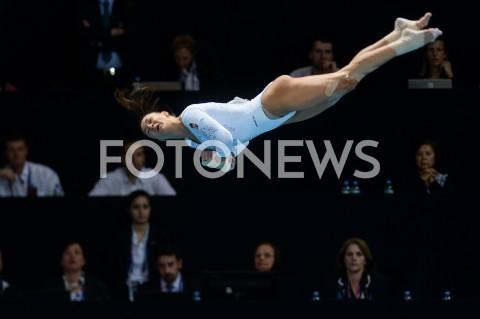 AGENCJA FOTONEWS - 13.04.2019 SZCZECIN8. MISTRZOSTWA EUROPY W GIMNASTYCE SPORTOWEJ KOBIET I MEZCZYZNDZIEN 4 - FINALY NA PRZYRZADACH8th European Championships in Artistic GymnasticsDay 4 - Apparatus FinalsN/Z SARA PETER (HUN)FOT MATEUSZ SLODKOWSKI / FOTONEWS