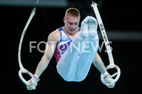 AGENCJA FOTONEWS - 13.04.2019 SZCZECIN8. MISTRZOSTWA EUROPY W GIMNASTYCE SPORTOWEJ KOBIET I MEZCZYZNDZIEN 4 - FINALY NA PRZYRZADACH8th European Championships in Artistic GymnasticsDay 4 - Apparatus FinalsN/Z DENIS ABLIAZIN (RUS)FOT MATEUSZ SLODKOWSKI / FOTONEWS