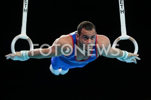 AGENCJA FOTONEWS - 13.04.2019 SZCZECIN8. MISTRZOSTWA EUROPY W GIMNASTYCE SPORTOWEJ KOBIET I MEZCZYZNDZIEN 4 - FINALY NA PRZYRZADACH8th European Championships in Artistic GymnasticsDay 4 - Apparatus FinalsN/Z SAMIR AIT SAID (FRA)FOT MATEUSZ SLODKOWSKI / FOTONEWS