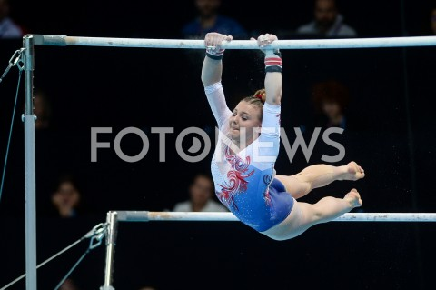 AGENCJA FOTONEWS - 13.04.2019 SZCZECIN8. MISTRZOSTWA EUROPY W GIMNASTYCE SPORTOWEJ KOBIET I MEZCZYZNDZIEN 4 - FINALY NA PRZYRZADACH8th European Championships in Artistic GymnasticsDay 4 - Apparatus FinalsN/Z LORETTE CHARPY (FRA)FOT MATEUSZ SLODKOWSKI / FOTONEWS