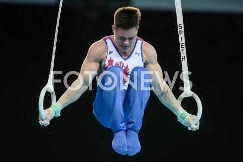 AGENCJA FOTONEWS - 13.04.2019 SZCZECIN8. MISTRZOSTWA EUROPY W GIMNASTYCE SPORTOWEJ KOBIET I MEZCZYZNDZIEN 4 - FINALY NA PRZYRZADACH8th European Championships in Artistic GymnasticsDay 4 - Apparatus FinalsN/Z NIKITA NAGORNYY (RUS)FOT MATEUSZ SLODKOWSKI / FOTONEWS
